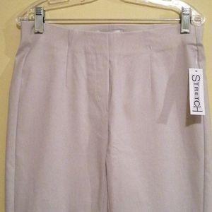SteHmann Slim Fit Stretch  Pants,NWT
